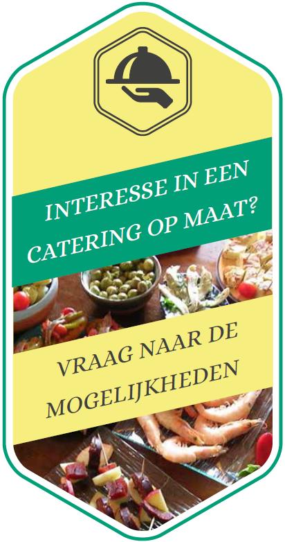 interesse in catering op maat
